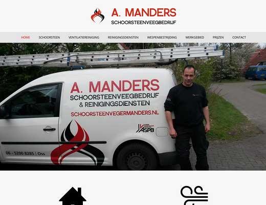 A.Manders Schoorsteenveegbedrijf