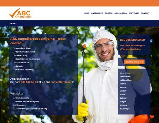 Abc Ongedierte