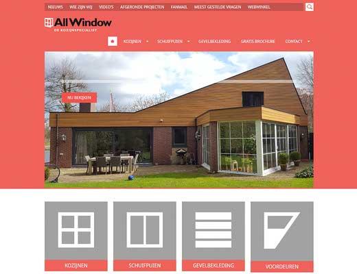 All Window Almere Kunststof Kozijnen