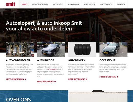 Andries Smit Autodemontagebedrijf VOF