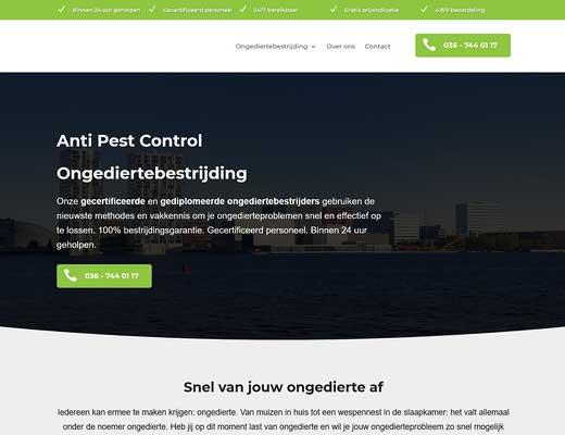 Anti Pest Control Amsterdam