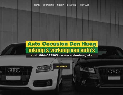 Auto Occasion Den Haag