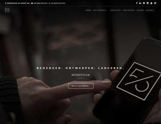 Blok56 - Webdesign & grafisch ontwerp