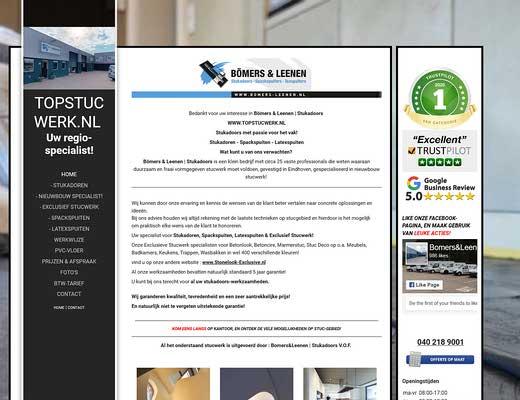 Bömers & Leenen | Stukadoors