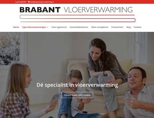 Brabant Vloerverwarming