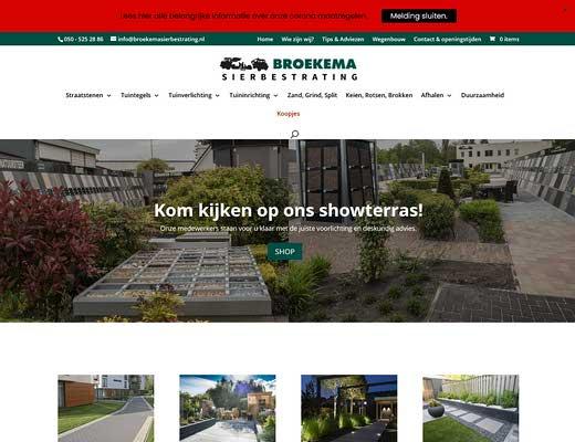 Broekema Sierbestrating Groningen
