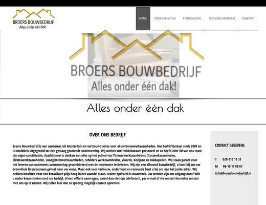 BROERS Bouwbedrijf