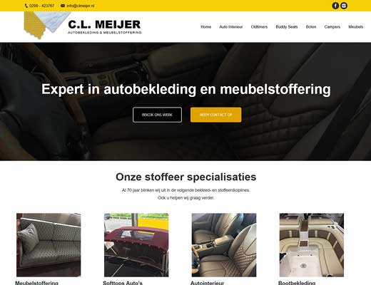 C.L. Meijer Autobeklederij en Meubelstoffeerderij BV