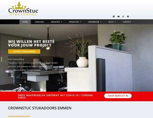 CrownStuc Stukadoors