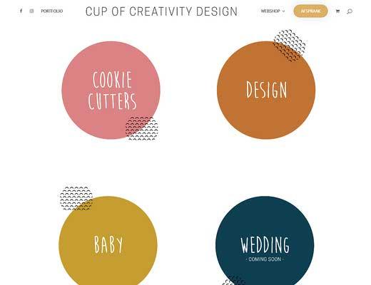 Cup of Creativity Design