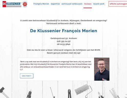 De Klussenier François Morien
