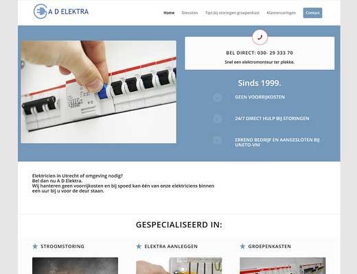 Elektricien Utrecht | A D Elektra