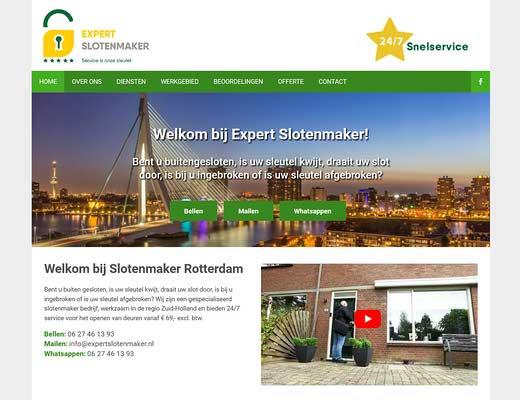 Expert Slotenmaker - Slotenmaker Rotterdam