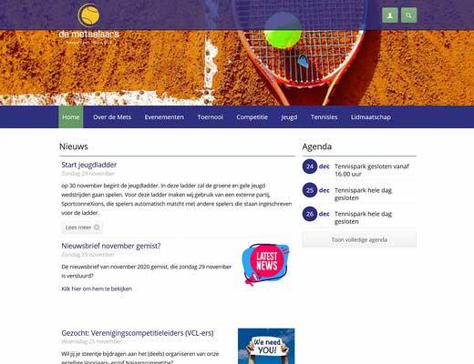 Haagse Lawn Tennis Club De Metselaars