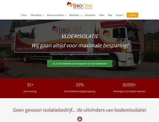 Helmwijk B.V. - DroCom isolatie