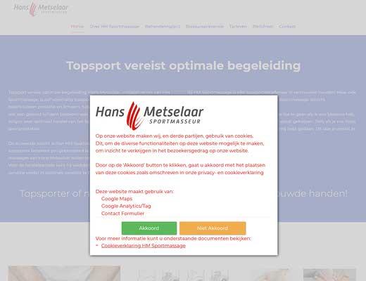 HM Sportmassage Almere