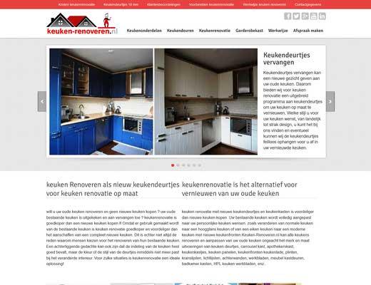 keukenrenovatie - keuken-renoveren.nl