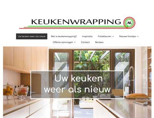 Keukenwrapping.nl