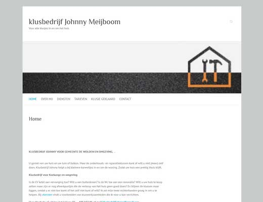 Klusbedrijf Johnny Meijboom