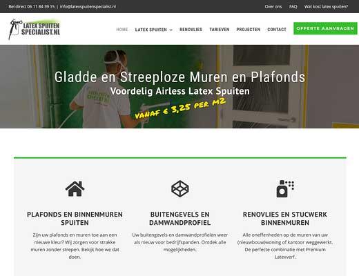 Latex Spuiten Specialist