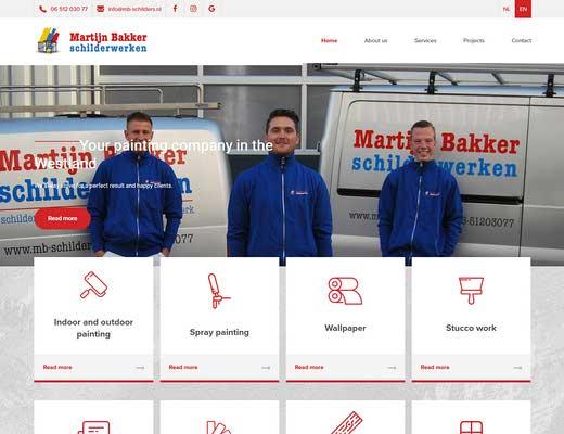 Martijn Bakker Schilderwerken
