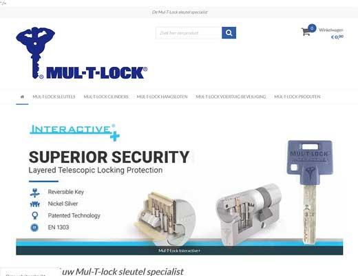 Mul-T-Lock sleutel✅