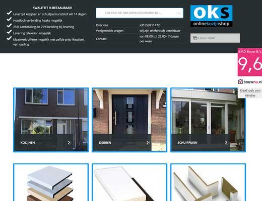 OnlineKozijnShop Zoetermeer