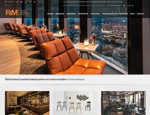 P&M furniture