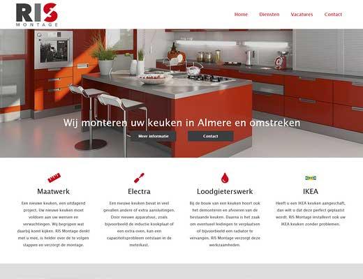 R I S Montagebedrijf Bv Gids Van Reparateurs In Nederland Fixity