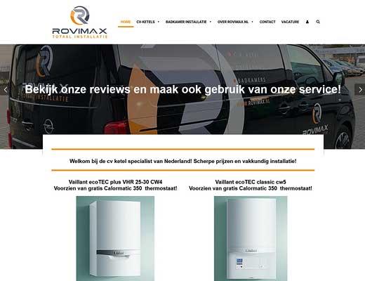 Rovimax.nl CV-ketel specialist