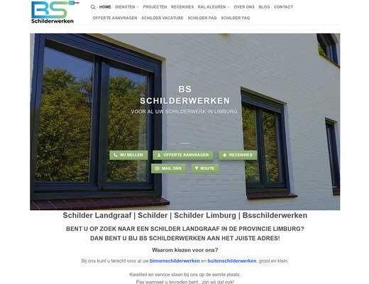 Schilder Landgraaf | Bsschilderwerken | Schilder | Limburg