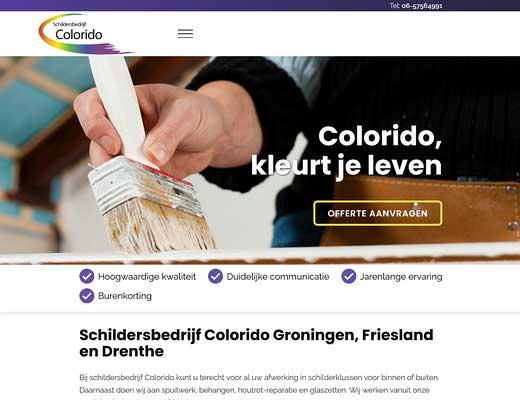 Schildersbedrijf Colorido