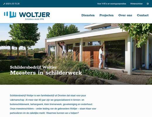 Schildersbedrijf Woltjer