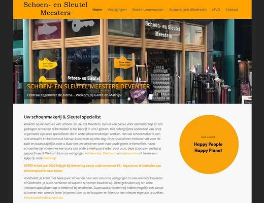 Schoen- en Sleutel Meesters - vestiging Bolle Sliedrecht - Autosleutels