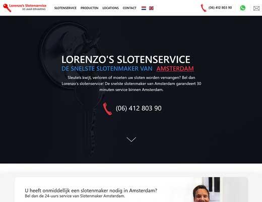 Slotenmaker Amsterdam | Lorenzo's Slotenservice