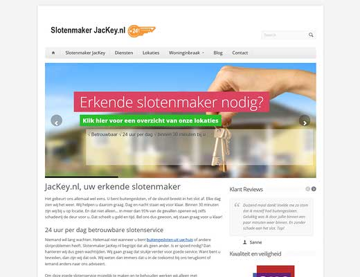 Slotenmaker JacKey.nl Zwolle