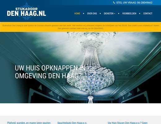 Stukadoor Den Haag - S. Nooijen
