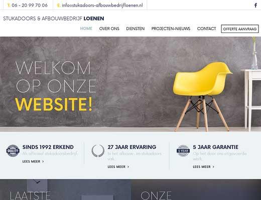 Stukadoorsbedrijf Apeldoorn| Stukadoors-Afbouwbedrijf Loenen
