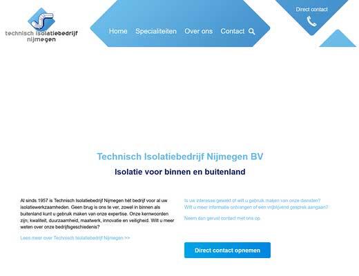 Technisch Isolatiebedrijf Nijmegen B.V.