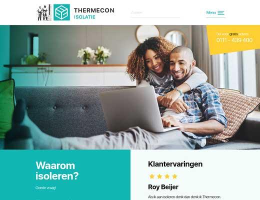 Thermecon Isolatie