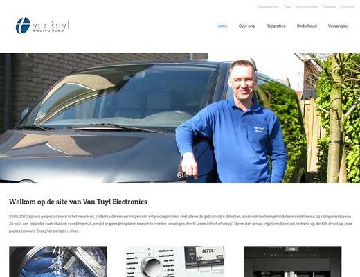 Tuyl Electronics van Witgoed reparatie