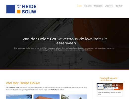 Van der Heide Bouw