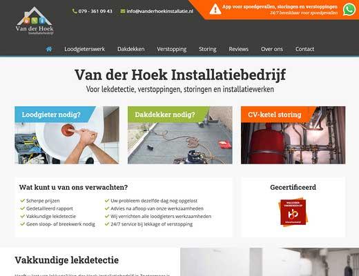 Van der Hoek Installatiebedrijf